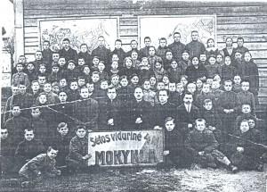 06 Progimnazijos mokiniai ir mokytojai 1922