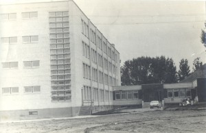 18 Naujas Šetos vidurines mokyklos pastatas 1978