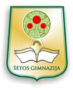 setos gimnazijos logo