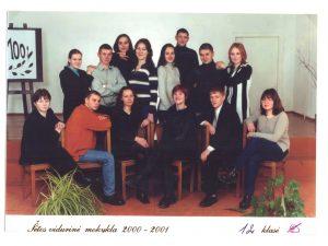 52 laida 2000 - 2001