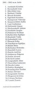53 laida 2001 - 2002