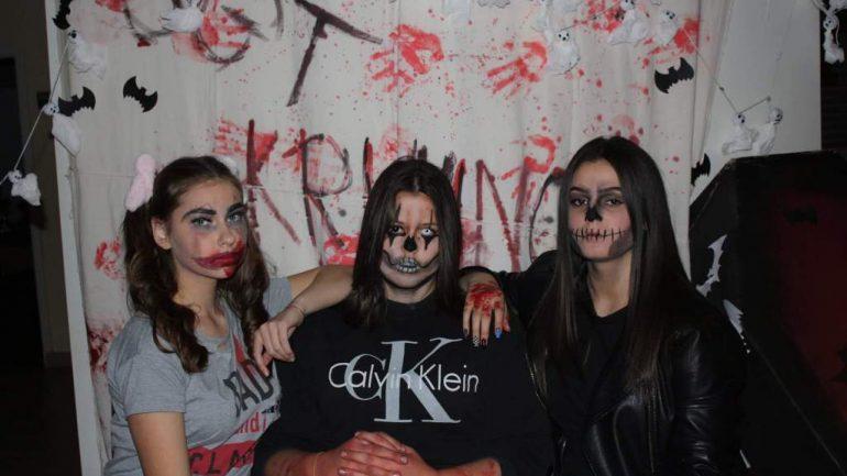 Helovino renginys2019 06