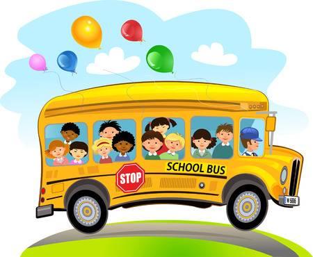 school-buses-clipart