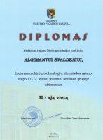 Algimantas Svaldenis 201803