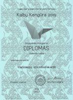 Viktorija vok 2019 kengura