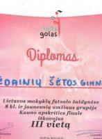 futbolas III vieta Kaunas